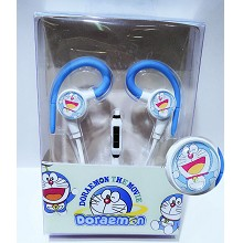 Doraemon anime headphone