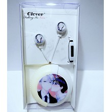 Yuri on Ice anime headphone