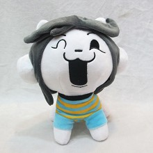 10inches Undertale temmie plush doll