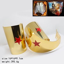 Wonder woman cosplay accessories parts set(3pcs a set)