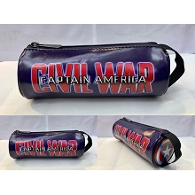 Captain America pen bag