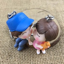 The other figure doll key chains set(2pcs a set)