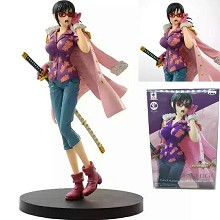 One Piece Tashigi anime figure