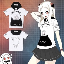 Collection anime short sleeve hoodie