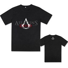 Assassin's Creed cotton t-shirt