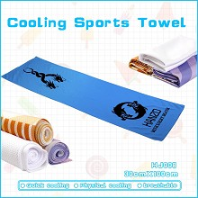 Overwatch cooling sports towel
