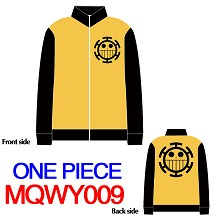One Piece anime coat sweater hoodie cloth