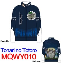 Totoro anime coat sweater hoodie cloth