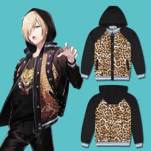 YURI on ICE anime thick hoodie cloth