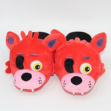 Five Nights at Freddy's anime plush shoes slippers...