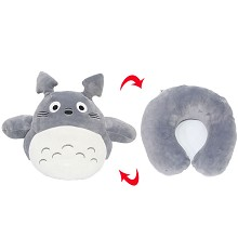 Totoro anime plush pillow
