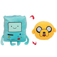 Adventure Time anime plush pillow
