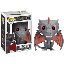 Funko-POP Game of Thrones Grogon figure doll