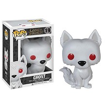 Funko-POP Game of Thrones Ghost figure doll