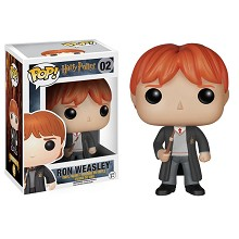 Funko-POP Harry Potter Ron Weasley figure doll