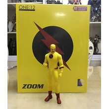 6inches Mezco The Flash figure
