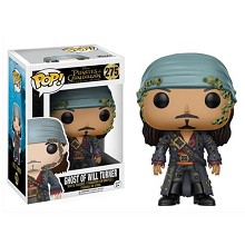 pop Pirates of the Caribbean figure