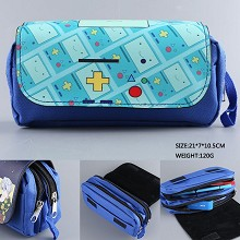 Adventure Time anime pen bag