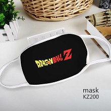 Dragon Ball anime mask