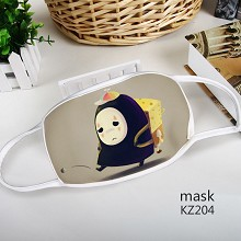 Spirited Away anime mask