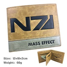 MASS EFFECT wallet