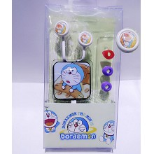 Doraemon anime MP3 + headphone
