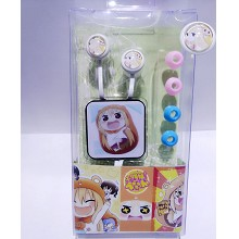 Himouto Umaru-chan anime MP3 + headphone