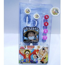 One Piece anime MP3 + headphone
