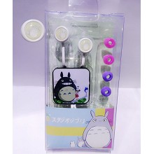 Totoro anime MP3 + headphone