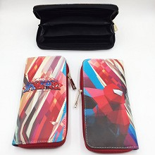 Spider man long wallet