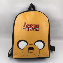 Adventure Time anime backpack bag