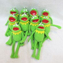 6inches Muppets Most Wanted plush dolls set(10pcs ...