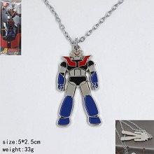 Super alloy soul necklace