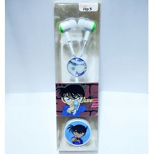 Detective conan MP3 + Headphone