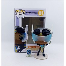 POP 181 Overwatch Symmetra figure