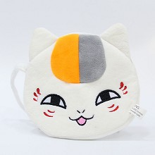 5.6inches Natsume Yuujinchou anime plush wallet coin purse