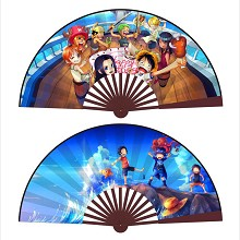10inches One Piece anime fan