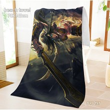 League of Legends beach towel(70*140CM)
