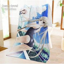 In solitude beach towel(70*140CM)