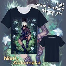 NieR:Automata short sleeve full print t-shirt