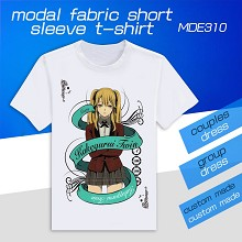 The other anime modal fabric short sleeve t-shirt
