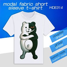 Dangan Ronpa anime modal fabric short sleeve t-shirt