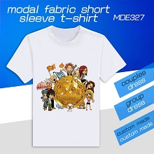 Fairy Tail anime modal fabric short sleeve t-shirt