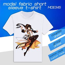 The other modal fabric short sleeve t-shirt