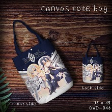 Fate Grand Order anime hand bag shopping bag