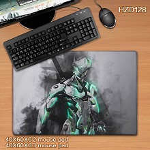 Overwatch big mouse pad