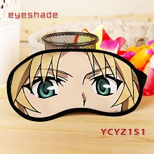 Fate apocrypha eye patch eyeshade