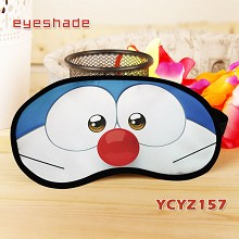 Doraemon eye patch eyeshade