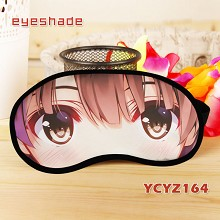 Saenai heroine no sodate-kata eye patch eyeshade