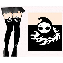 Overwatch reaper silk stockings pantyhose